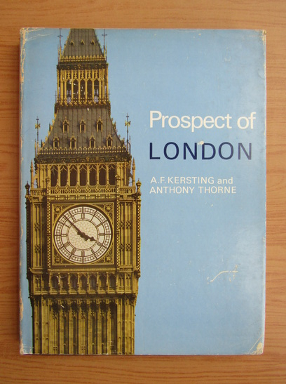 Anticariat: A. F. Kersting - Prospect of London