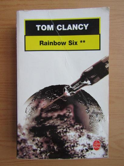 Anticariat: Tom Clancy - Rainbow Six (volumul 2)