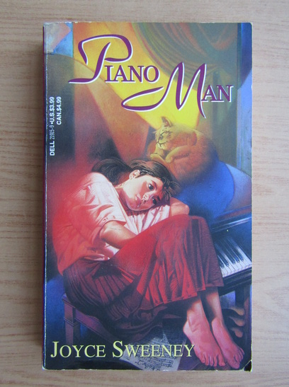 Anticariat: Joyce Sweeney - Piano man