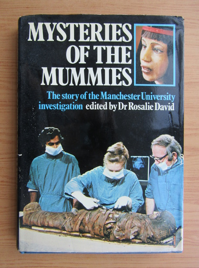 Anticariat: Mysteries of the mummies