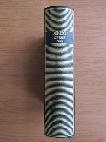 Anticariat: Mihai Eminescu - Opere. Poezii (Academia Romana)