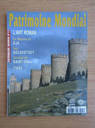 Anticariat: Patrimoine Mondial, nr. 12, 1999