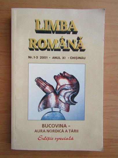 Anticariat: Revista Limba Romana, anul XI, nr. 1-3, 2001