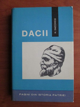 Anticariat: Hadrian Daicoviciu - Dacii