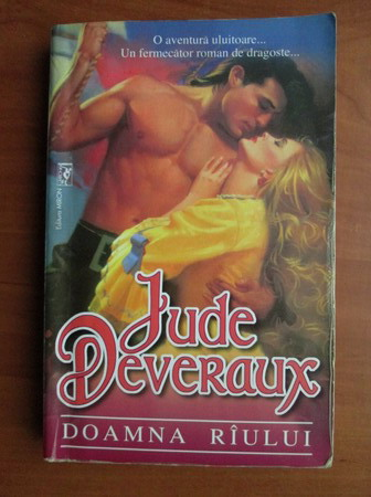 Anticariat: Jude Deveraux - Doamna raului