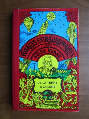 Anticariat: Jules Verne - De la terre a la lune