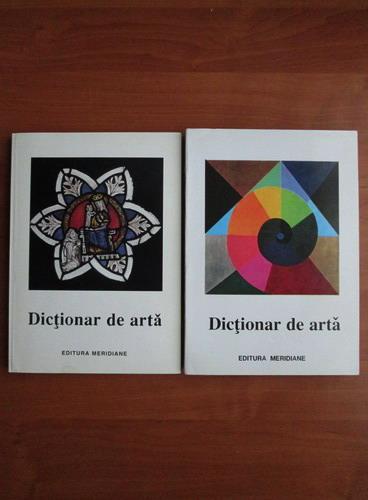 Anticariat: Mircea Popescu - Dictionar de arta. Forme, tehnici, stiluri artistice (2 volume)