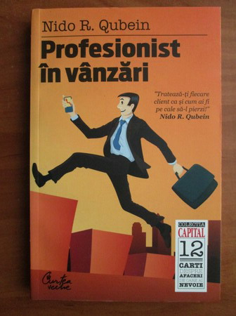 Anticariat: Nido R. Qubein - Profesionist in vanzari