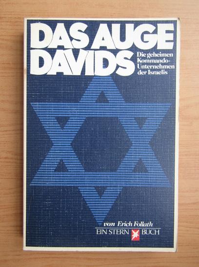 Anticariat: Erich Follath - Das auge Davids