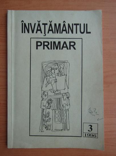 Anticariat: Invatamantul primar, nr. 3, 1996