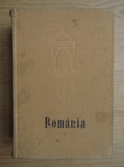 Anticariat: Romania (ghid turistic)