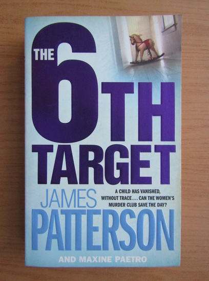 Anticariat: James Patterson - The 6th target