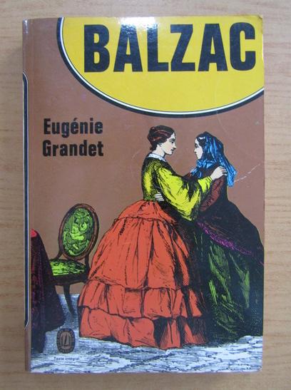 Anticariat: Honore de Balzac - Eugenie Grandet