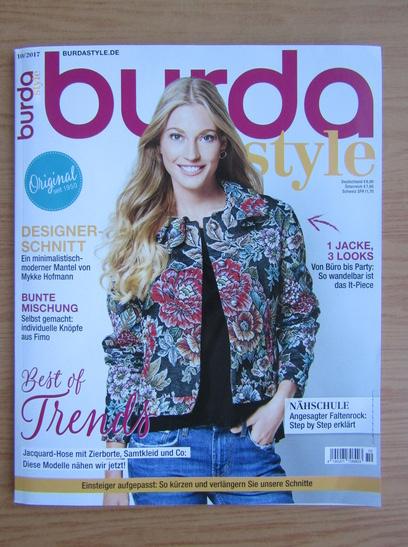 Anticariat: Revista Burda, nr. 10, 2017