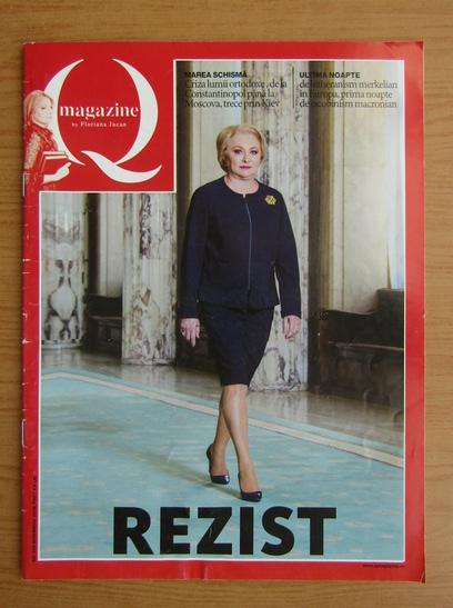 Anticariat: Revista Q Magazine, nr. 224, noiembrie 2020