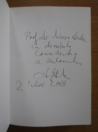 Anticariat: Iulian Mincu - Alimentatia dietetica a omului sanatos si a omului bolnav (cu autograful autorului)