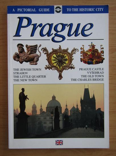 Anticariat: Prague (ghid de calatorie)