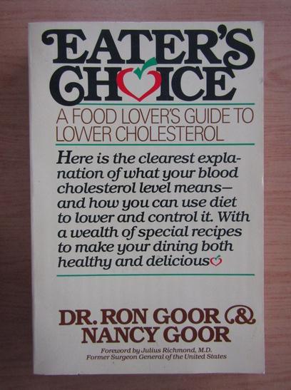Anticariat: Ron Goor - Eater's choice