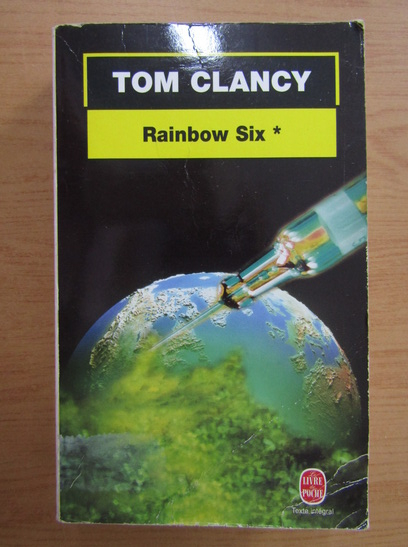 Anticariat: Tom Clancy - Rainbow Six (volumul 1)