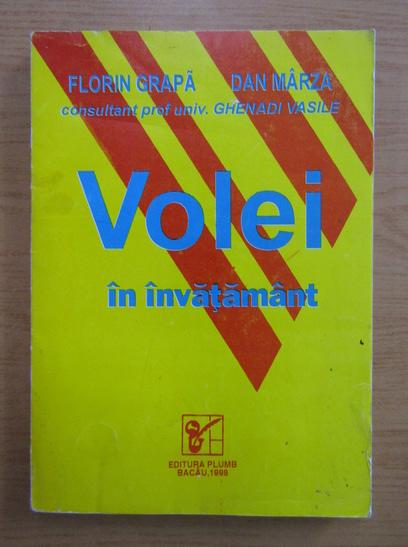 Anticariat: Florin Grapa - Volei in invatamant