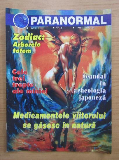 Anticariat: Revista Paranormal, anul V, nr. 4