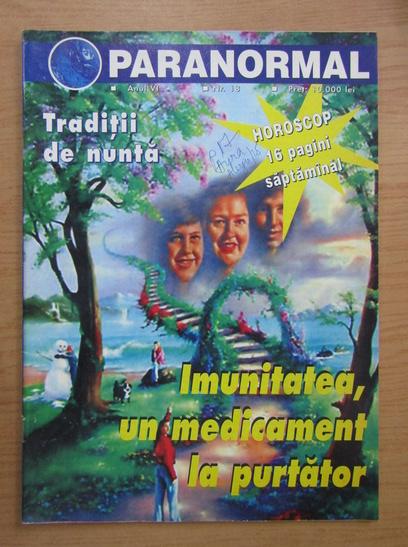 Anticariat: Revista Paranormal, anul VI, nr. 18