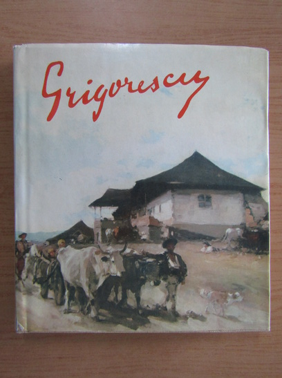 Anticariat: George Oprescu - Nicolae Grigoresco