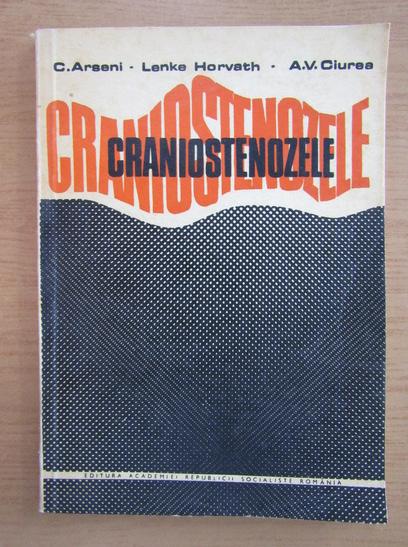Anticariat: C. Arseni - Craniostenozele