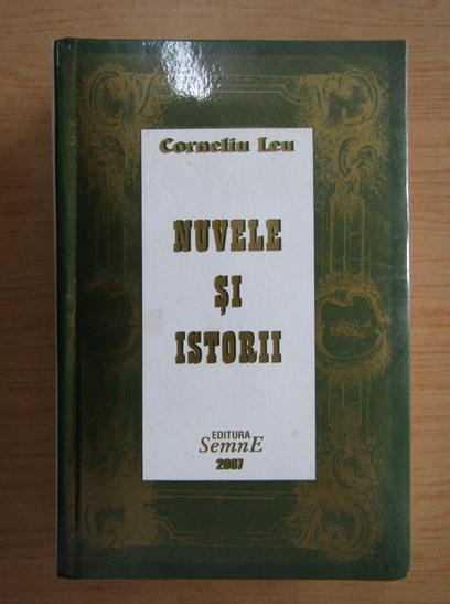 Anticariat: Corneliu Leu - Nuvele si istorii