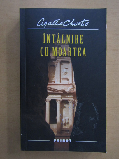 Anticariat: Agatha Christie - Intalnire cu moartea
