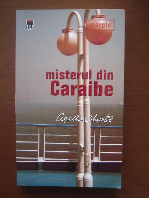 Anticariat: Agatha Christie - Misterul din Caraibe