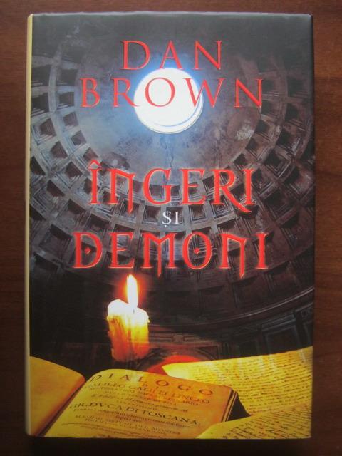 Anticariat: Dan Brown - Ingeri si demoni