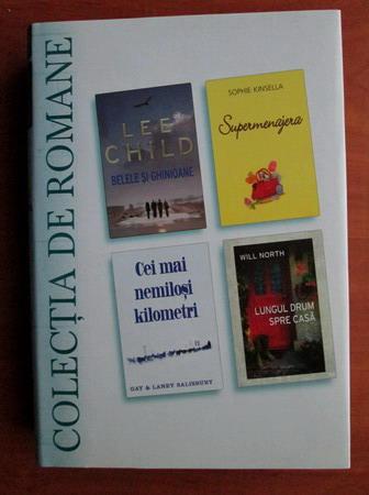 Anticariat: Colectia de Romane Reader's Digest (Lee Child, etc)