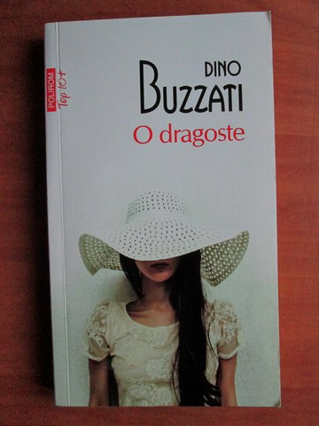 Anticariat: Dino Buzzati - O dragoste