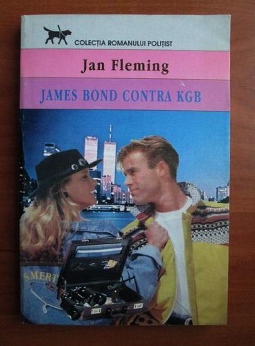 Anticariat: Ian Fleming - James Bond contra KBG
