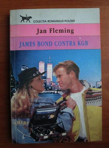 Anticariat: Jan Fleming - James Bond contra KGB