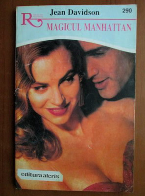 Anticariat: Jean Davidson - Magicul Manhattan
