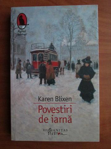 Anticariat: Karen Blixen - Povestiri de iarna