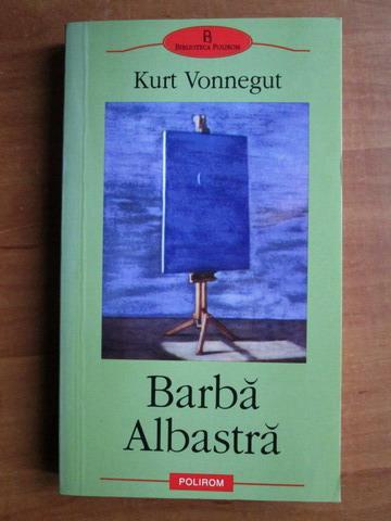 Anticariat: Kurt Vonnegut - Barba albastra