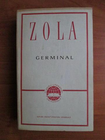 Anticariat: Zola - Germinal