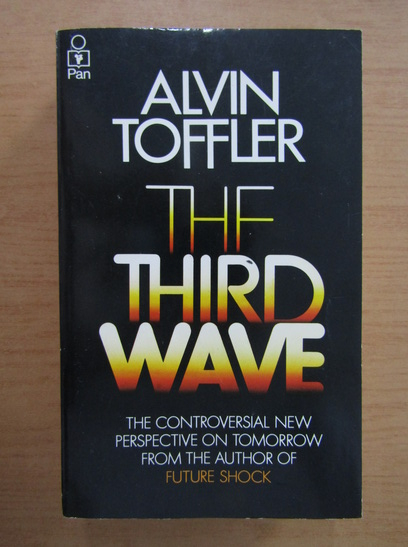 Anticariat: Alvin Toffler - The third wave