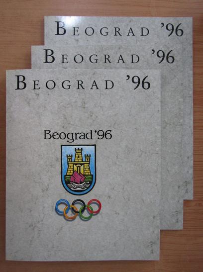 Anticariat: Beograd '96 (3 volume)