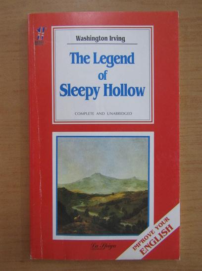 Anticariat: Washington Irving - The Legend of Sleepy Hollow