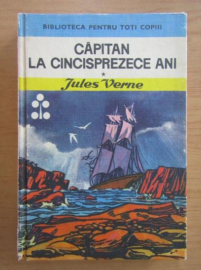 Anticariat: Jules Verne - Capitan la cincisprezece ani (volumul 1)