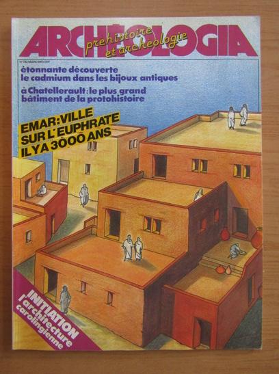 Anticariat: Revista Archeologia, nr. 176, martie 1983