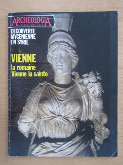 Anticariat: Revista Archeologia, nr. 88, noiembrie 1977