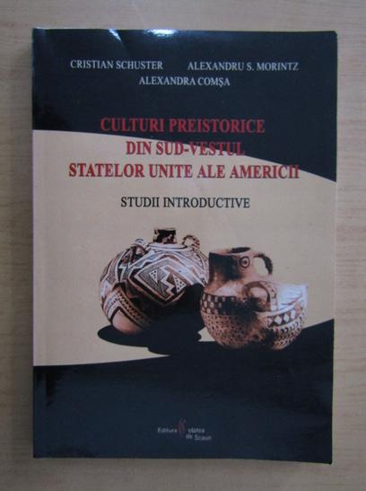 Anticariat: Cristian Schuster - Culturi preistorice din Sud-Vestul Statelor Unite ale Americii