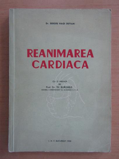 Anticariat: Duvan Hagi Sergiu - Reanimarea cardiaca