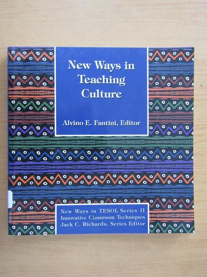Anticariat: New Ways in Teaching Culture