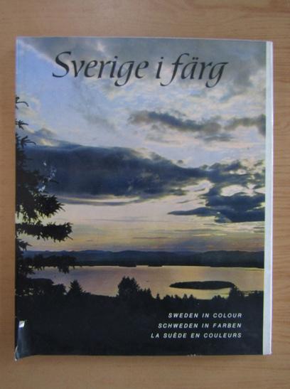 Anticariat: Sverige i farg